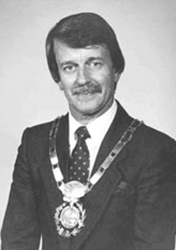 Prince George Mayor John Backhouse 1987-1996